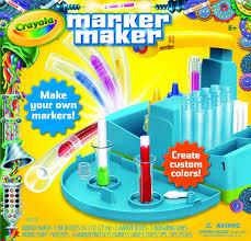 Crayola Marker Maker Toy Crayola Toys Top Christmas Toys