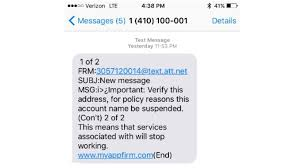Targets Investigators Information Personal Scam Texting