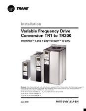 trane intellipak manuals trane intellipak installation manual