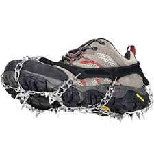 Yaktrax Pro Size Chart 10 Best Crampons And Microspikes For Hiking In 2019
