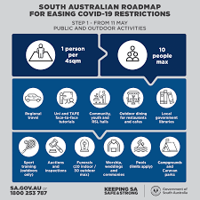 Jun 14, 2021 · read: Sa Health On Twitter Step 1 Of The South Australian Roadmap For Easing Covid 19 Restrictions Comes Into Effect On Monday 11 May Frequently Asked Questions And Further Information Is Available At Https T Co Yg2v6rmuwt