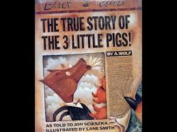 the true story of the three little pigs by jon scieszka read aloud