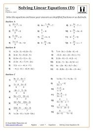 Kindergarten Maths Worksheets | KS3 & KS4 Printable PDF Worksheets ...