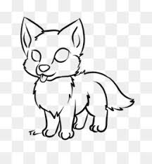 baby wolf drawing. Perfect Wolf Free Download Dog Puppy Baby Wolf Wolves Drawing  Picture Of Pup Png For L