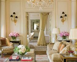 Interior. Interior Design of Vintage French Style Home Decorations  home  design ideas