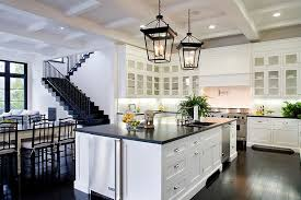 Small Picture White Kitchen Dark Wood Floors Home Decorating Interior Design