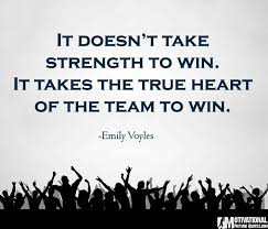Inspirational Team Quotes