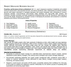 Project Manager Sample Resumes Project Engineer Sample Resume Resume ...
