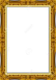 Picture Frames Design:Gold Picture Frame Design Vintage Simple Remarkable  Classic White Motive Shaped Adjustable