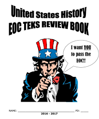 lesson marketplace hs us history after eoc review amped  eoc review book
