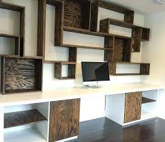 wall desk unit astounding superb units custom built and designs