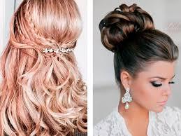 Модные причёски без челки на выпускной 9 класса. Pricheska Na Srednie Volosy Na Vypusknoj Bagno Site