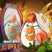 Angry Birds Epic di Twitter: