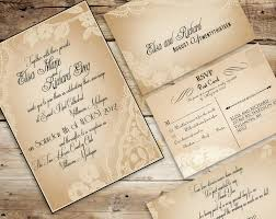 Vintage Invitation Template Classy Vintage Wedding Invitation Templates Vintage Wedding Invitation