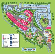 san go rv park cground map