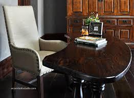 tuscan office desk rh accentsofsalado com small round corner desk small round corner desk