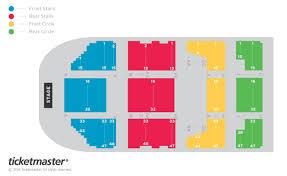 Seated Plan Gif O2 Apollo Manchester