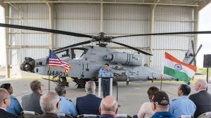 Indian Air Force Gets First Apache Guardian Attack Helicopter