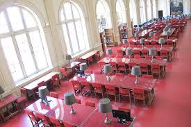 Bibliotheque Cite Universitaire Paris La Bibliothèque Fantastique