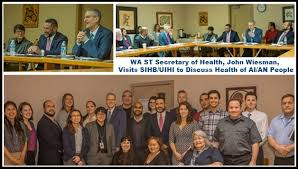 Health Department Officials Discuss AI/AIN Health with SIHB/UIHI – Urban  Indian Health Institute