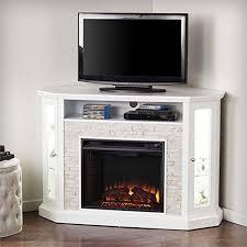 details about southern enterprises fe9393 redden corner convertible electric media fireplace