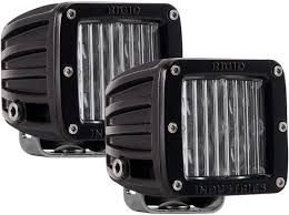Rigid Fog Lights Rigid Industries 50481 D Series Sae Fog Light Set