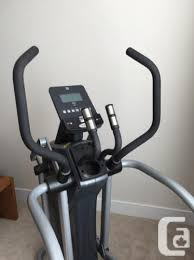 gym qualtiy bh s3xi elliptical trainer rarely used