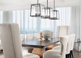 dining table lighting fixtures. Dining Room Table Lighting Fixtures Elegant In This Stunning Three Holly Hunt Light Are Throughout 15