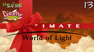 Light Fm Christmas File Super Smash Bros Ultimate World Of Light Christmas Png
