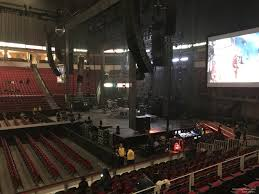 Save Mart Center Section 111 Rateyourseats Com