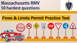 Massachusetts Driving Fines Chart Pin On Dmv Permit Practice Test