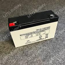 Lithonia Emergency Light Battery Lithonia 6elm2p Emergency Light Replacement Battery 6v 12 0ah