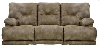 catnapper voyager power lay flat reclining sofa in brandy code univ20 for 20 off