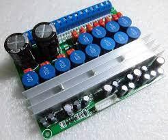 DIY 5.1 power board amplificateur 6 canaux amplificateur 50 W * 4 100 W * 2  TPA3116 amplificateur 5.1 numérique amplificateur de puissance conseil