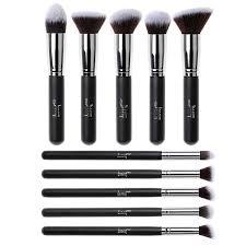 2017 best jessup makeup brushes set kabuki foundation blending pencil cosmetic brushes