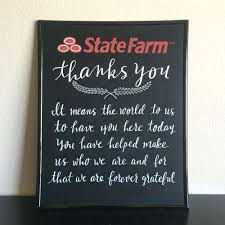 thank you state farm and kudos to your ad creative team i could not have said it better if creating a marketing campaign for cknodine design