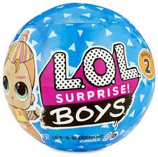 <b>Кукла</b>-сюрприз MGA Entertainment в шаре <b>LOL</b> Surprise <b>Boys 2</b> ...