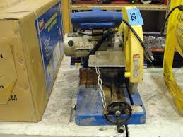 dry cut metal saw. image 1 : powerfist 14\ dry cut metal saw