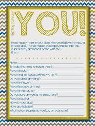 best teacher appreciation images teacher   printable teacher surveys