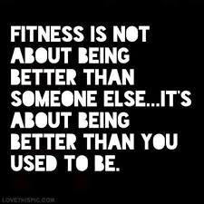 Health And Fitness Quotes Custom Health And Fitness Quotes 48 KickAss Fitness Quotes StyleCaster