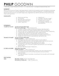 resume templates entry level inexperienced resume examples entry level mechanic resume sample