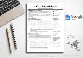 Resume For Web Developer Template Professional Resume Template Download Doc Google