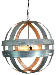 atom wine barrel chandelier home depot industrial chandeliers