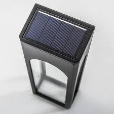 Wandlampje Zonneenergie Decoratie Amp Sfeerverlichting Op Zonne
