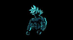 Beast Goku Wallpaper, HD Minimalist 4K ...
