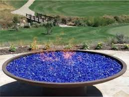 fire pit glass guard fireplace gallery