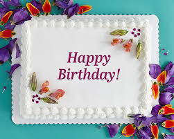 Beautiful Happy Birthday Cakes Images