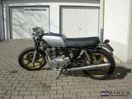1979 yamaha xs tx 500 cafe racer