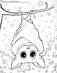 Small Picture Best Bat Coloring Pages Pictures New Printable Coloring Pages