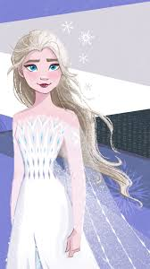 Frozen 2 wallpapers 4k hd for desktop, iphone, pc, laptop, computer, android phone, smartphone, imac, macbook, tablet, mobile device. Frozen 2 Hd Mobile Wallpaper Elsa White Dress Elsa Wallpaper Frozen 2 1080x1920 Wallpaper Teahub Io